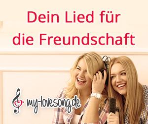Dein persönliches Lied bei my-lovesong.de